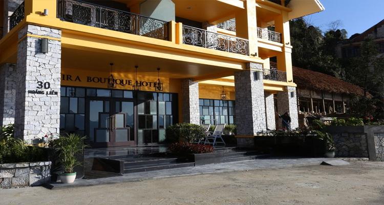 Khách sạn Sapa - Air Boutique Sapa Hotel & Spa