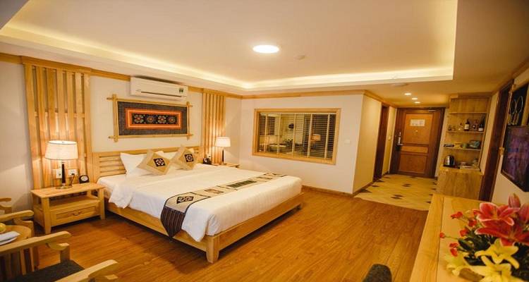 Khách sạn Sapa - Sapa Highland Resort & Spa