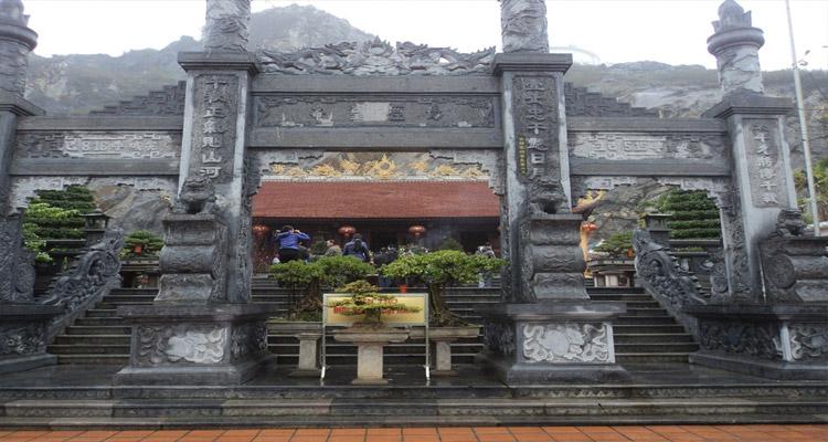 Khu di tích Bạch Đằng Giang 1