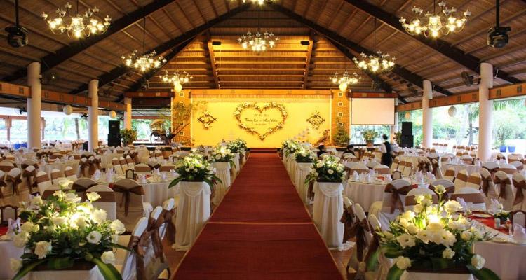 Khu du lịch Văn Thánh - tiệp cưới