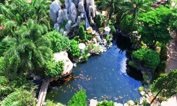 Khu du lịch Vườn Xoài - du lịch