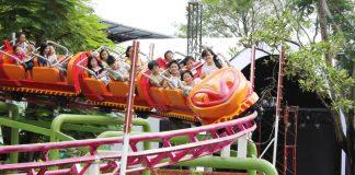 Khu vui chơi giải trí ở Hà Nội