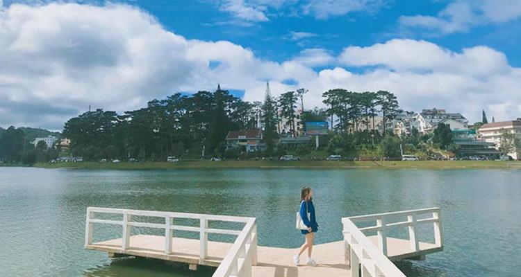Kinh nghiệm du lịch Đà Lạt hồ xuân hương