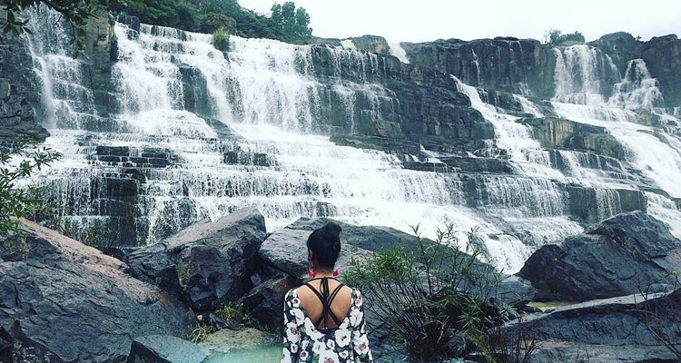 Kinh nghiệm du lịch Đà Lạt thác pongour