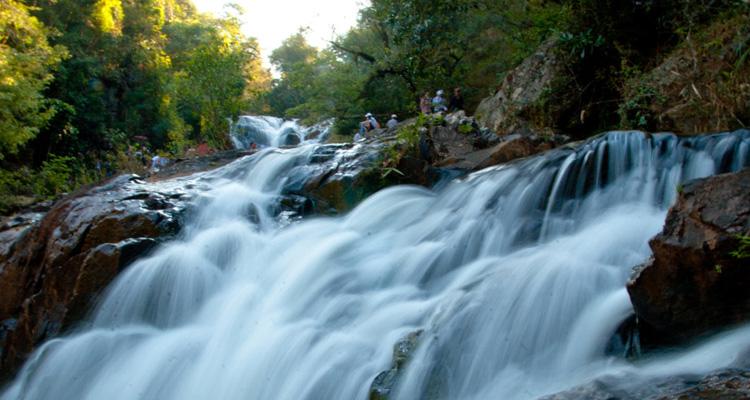 Kinh nghiệm du lịch Đà Lạt thác Datanla