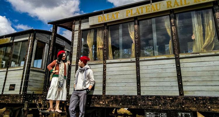 Kinh nghiệm du lịch Đà Lạt tàu hỏa