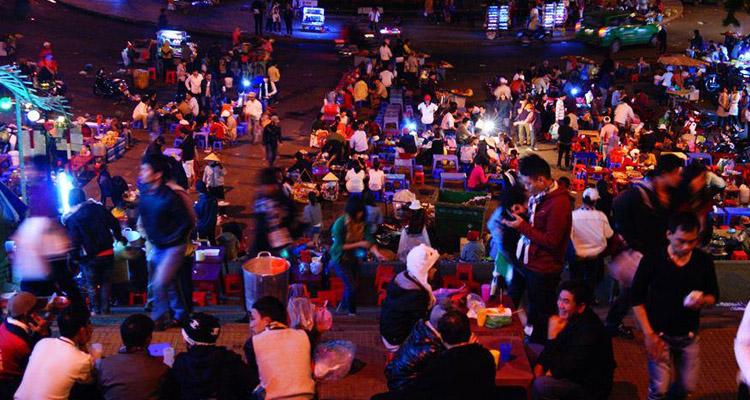 Kinh nghiệm du lịch Đà Lạt chợ âm phủ đà lạt
