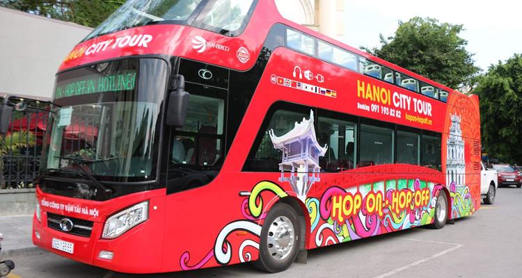 Kinh nghiệm du lịch Hà Nội hanoi city tour