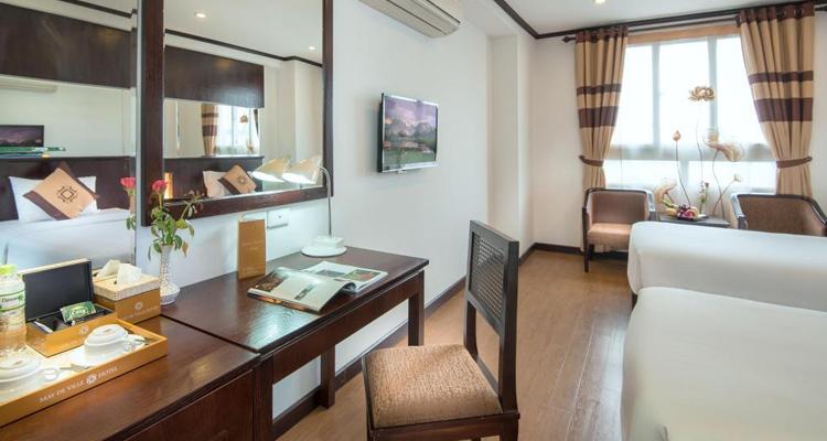 Kinh nghiệm du lịch Hà Nội hotel