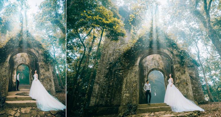 Kinh nghiệm du lịch Hà Nội vườn quốc gia ba vì