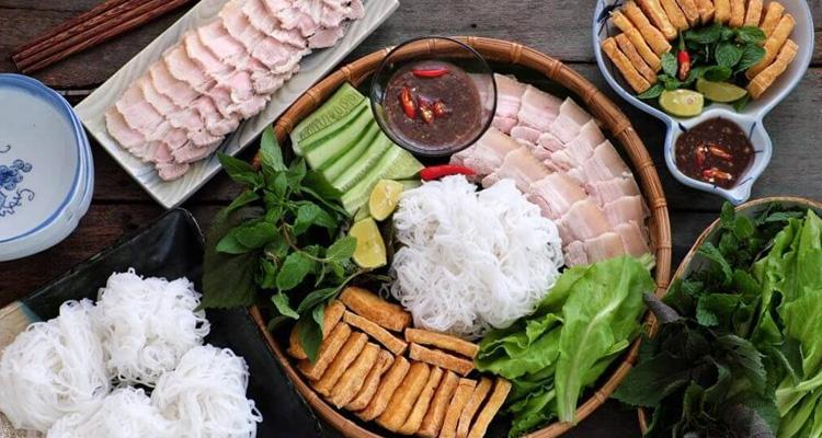 Kinh nghiệm du lịch Hà Nội bún đậu mắm tôm