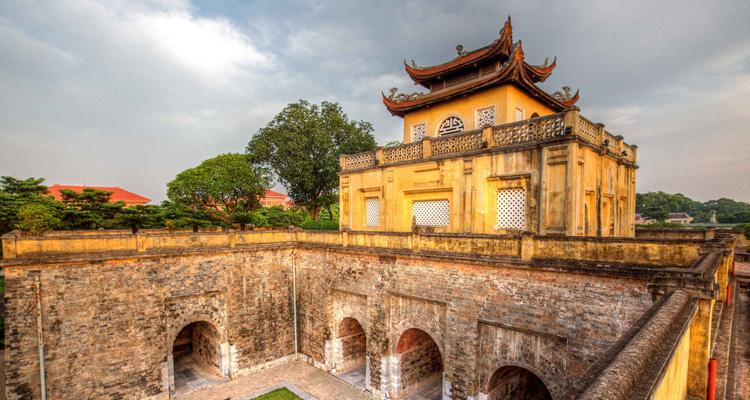 Kinh nghiệm du lịch Hà Nội hoàng thành