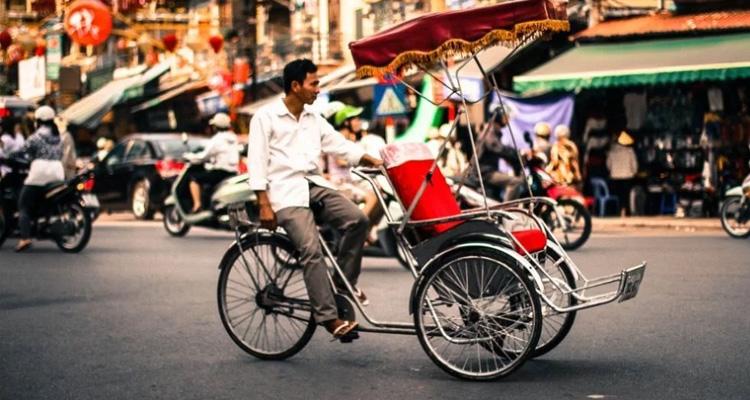 Kinh nghiệm du lịch Hà Nội xích lô