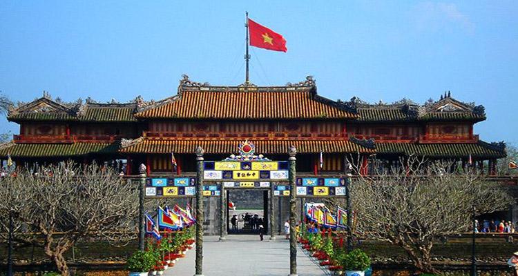 Kinh Thành Huế - Tử Cấm Thành
