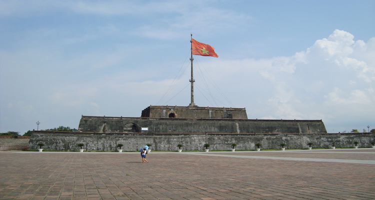 Kinh Thành Huế - Kỳ Đài