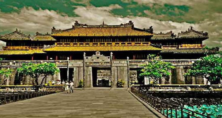 Kinh Thành Huế - cổng trước