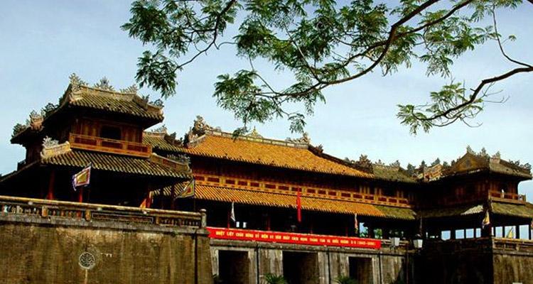Kinh Thành Huế - Hoàng Thành
