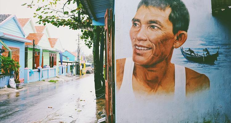 Làng bích họa Tam Thanh 04