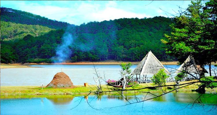 Những địa điểm du lịch gần Ma Rừng Lữ Quán
