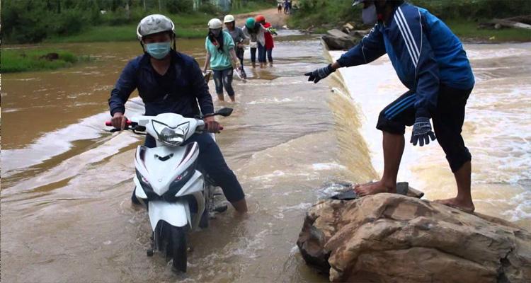 Ma Rừng Lữ Quán nằm cách trung tâm thành phố Đà Lạt khoảng 20 km