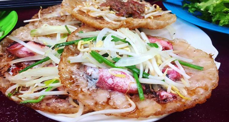 Món ngon Nha Trang - mực