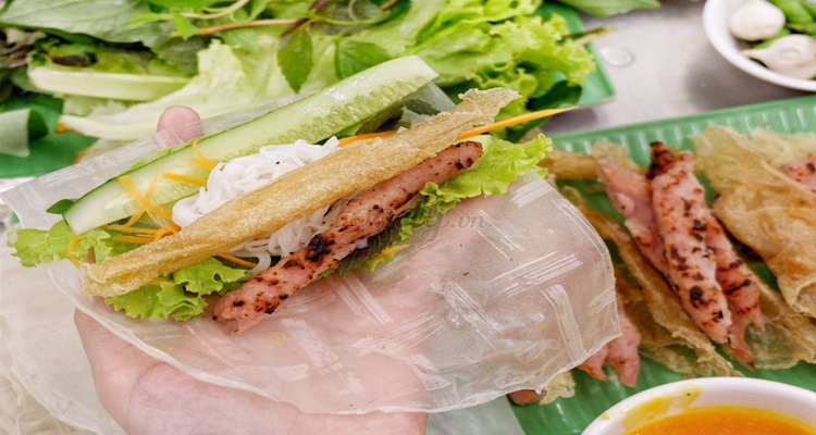 Món ngon Nha Trang - bánh tráng