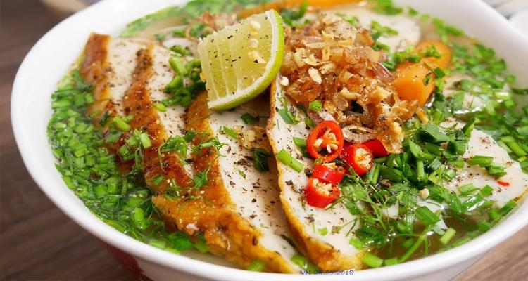 Món ngon Nha Trang - bánh canh