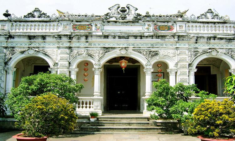 Nhà thờ Huỳnh Thủy Lê - du lịch