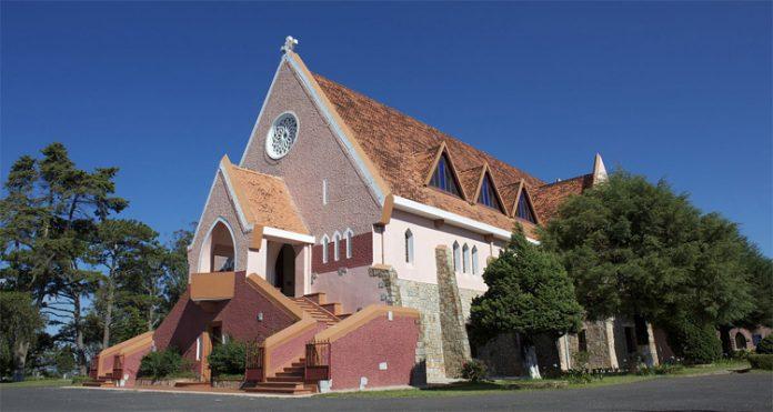 nhà thờ domaine demarie