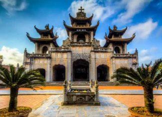 Nhà thờ Phát Diệm cổng vào