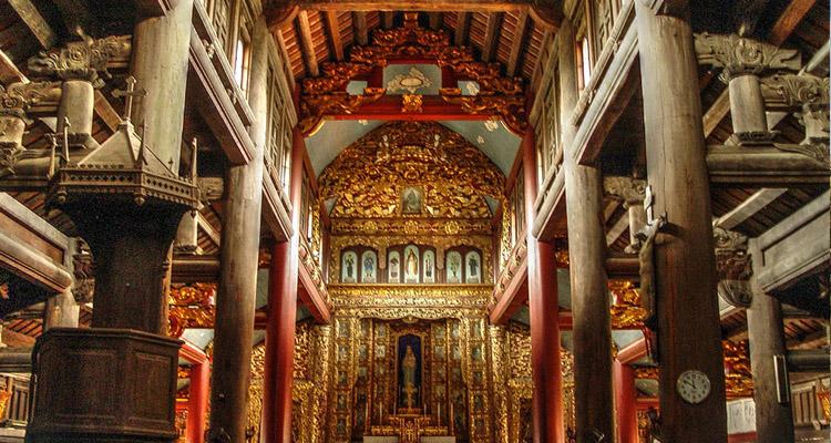 Nhà thờ Phát Diệm nhà thờ lớn