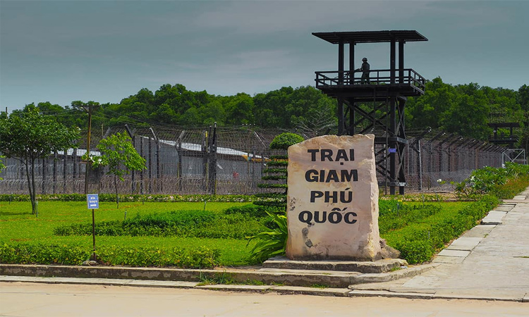 Nhà tù Phú Quốc - 2019