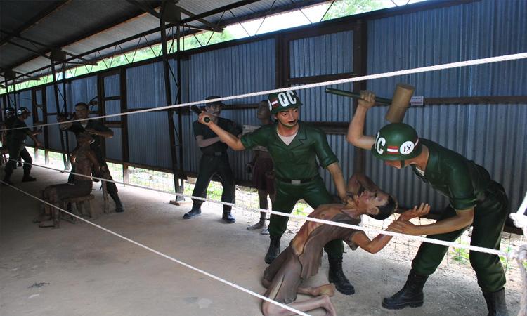 Nhà tù Phú Quốc - đế quốc