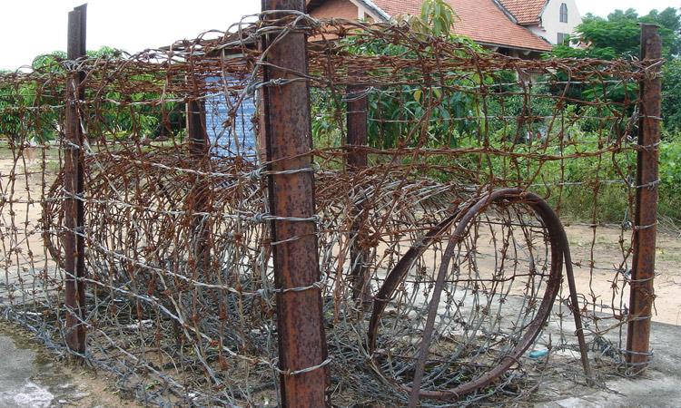 Nhà tù Phú Quốc - sắt
