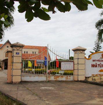 Nhà tù Phú Quốc - di tích