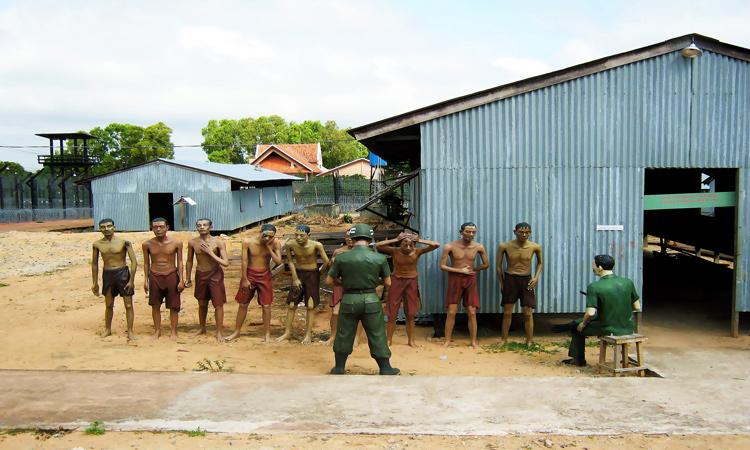 Nhà tù Phú Quốc - trg học