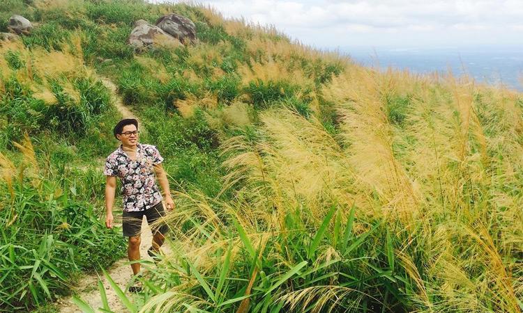 Núi Chứa Chan - leo núi