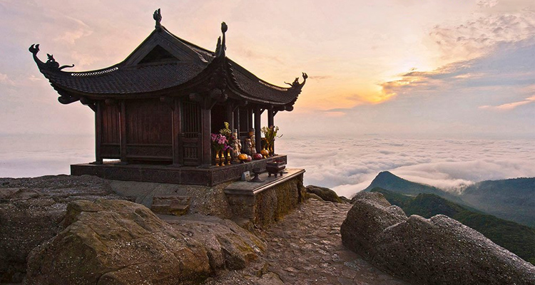Núi Yên Tử 12