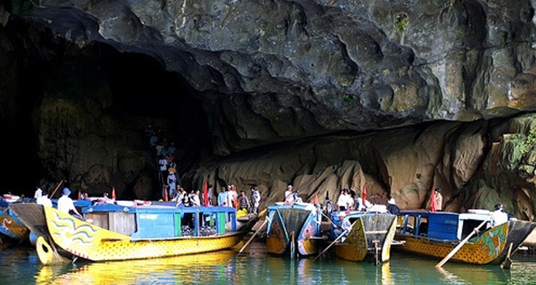Phong Nha - Kẻ Bàng - hang động
