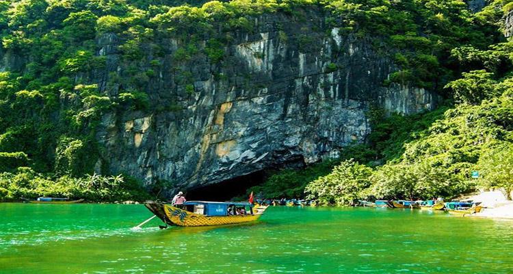 Phong Nha - Kẻ Bàng - nước ngầm