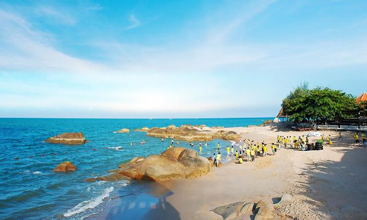 Phượt Vũng Tàu - bờ biển