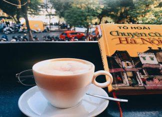 Quán cafe đẹp ở Hà Nội - yên bình