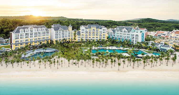 Resort Phú Quốc - JW Marriott phu quoc emerald bay resort & spa
