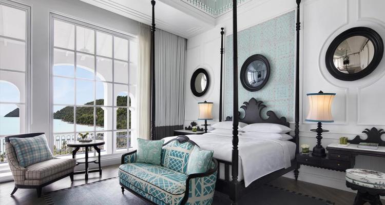 Resort Phú Quốc - phòng ngủ