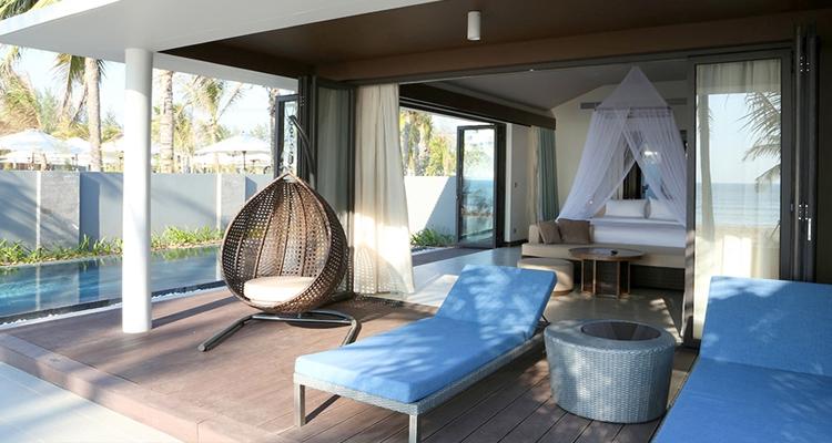 Resort Phú Quốc - không gian