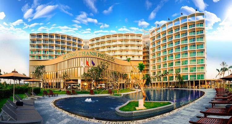 Resort Phú Quốc - Mường Thanh luxury Phú Quốc Hotel