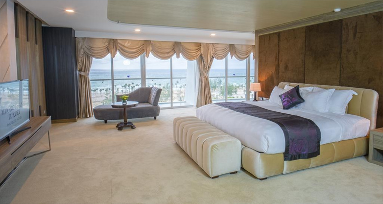 Resort Phú Quốc - phòng nghỉ ngơi