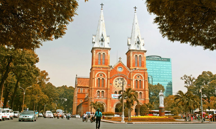 Sài Gòn có gì - nhà thờ