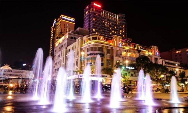 Sài Gòn có gì - phố đi bộ