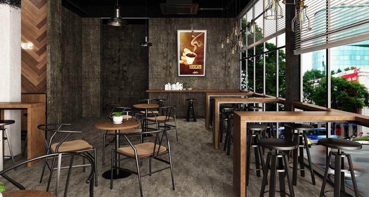 Sài Gòn về đêm - snob coffee